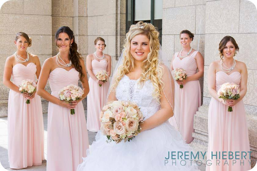 Bride Taylor - Makeup by Kelly & Stas