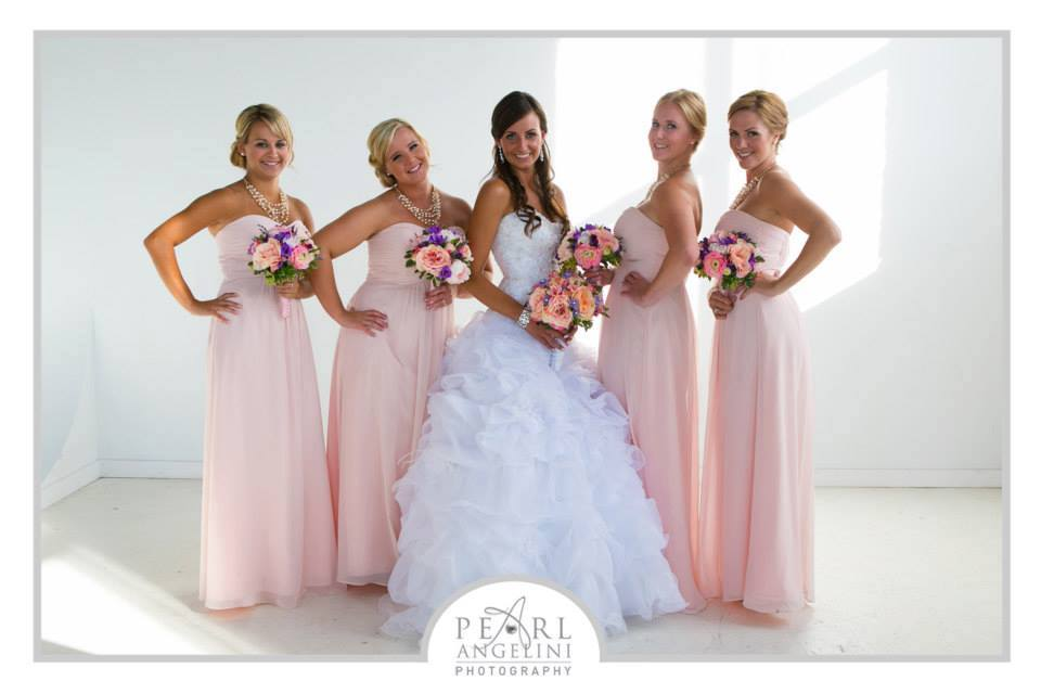Kayleigh's Bridal Party